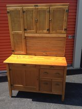 "Antique Hoosier Cabinet ""Seller's"" in Cherry Point, North Carolina"