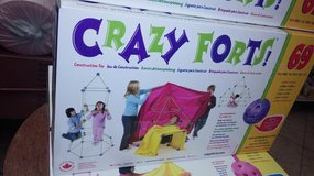 Crazy Forts..Building toy in 29 Palms, California