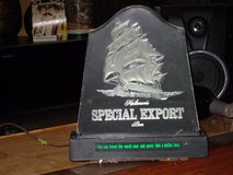lighted special export sign in Naperville, Illinois