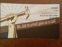 No job to small give us a call in Fort Polk, Louisiana