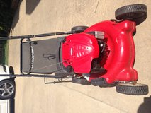 Troy Bilt Push Lawn Mower in Montgomery, Alabama