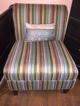 Beautiful armless accent chair in Kingwood, Texas