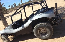 Vw buggy in Yucca Valley, California