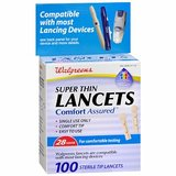NEW Walgreens Comfort Assured Sterile Lancets 100 pack in Houston, Texas