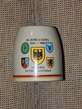 30th Anniversary of German II Korps Stein in Stuttgart, GE