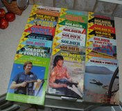 Soldier of Fortune Magazines in Lawton, Oklahoma