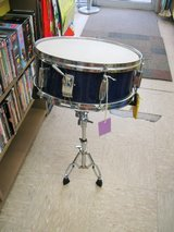 Snare Blue Drum w/ Stand (1416-103) in Camp Lejeune, North Carolina