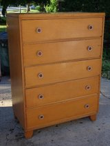 Vintage '50's Chest of Drawers in Oswego, Illinois