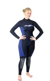 Ocean Quest USA Womens Wetsuit Medium 7mm in Okinawa, Japan