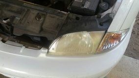 Headlight Restoration in Camp Lejeune, North Carolina