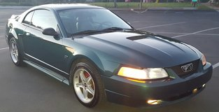 2000 Ford Mustang GT stick shift in Temecula, California