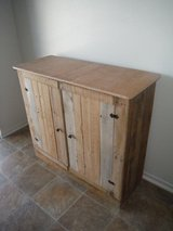 Reclaimed Wood Cabinet in 29 Palms, California