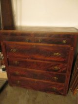 Antique dresser in Camp Pendleton, California