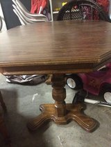 Table leave as is or a great redo! in Lawton, Oklahoma