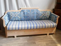 SOFA, stained pine, Karl Johan style, 20th century. in Ramstein, Germany