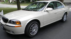 2002 Lincoln LS V-8 Premium in Bartlett, Illinois