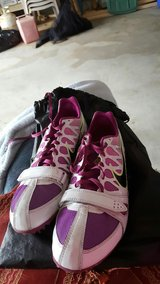 Young ladies Nike Track and Field Cleats in Camp Lejeune, North Carolina