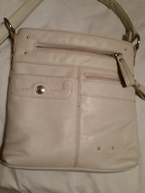 Stone & co bone color leather crossbody purse in Fort Bragg, North Carolina