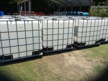 IBC totes food & water safe in Camp Lejeune, North Carolina