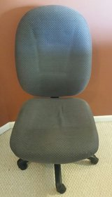 Office Chair - cloth in Naperville, Illinois