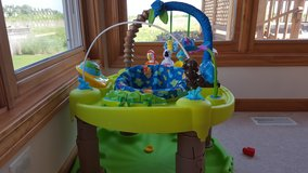 Exersaucer in St. Charles, Illinois