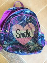 Reduced! Justice Backpack in Oswego, Illinois