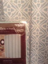 Allen+Roth Shower Curtain in Morris, Illinois