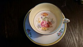 Antique Tea Cup & Saucer in Tomball, Texas