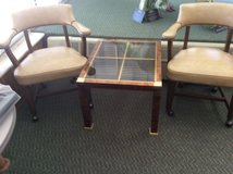 Tables and chairs in Naperville, Illinois