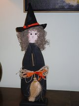 "cute 20.5"" halloween witch in Glendale Heights, Illinois"