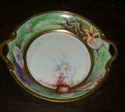 Antique Hand Painted Signed Bowl in Warner Robins, Georgia