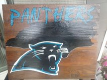 Panthers Decoration in Schofield Barracks, Hawaii