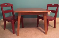 Childs Table and Chairs in Greenville, North Carolina