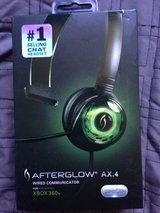 XBOX- AFTERGLOW headphones-NEW IN BOX in Travis AFB, California
