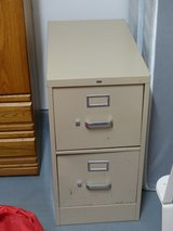File cabinet in Fairfax, Virginia
