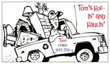 Need junk removed?  Need your yard cleaned? in Yucca Valley, California