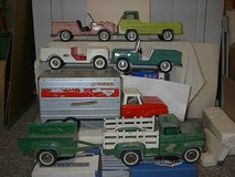 Tonka-Nylint-Mattel-Stricto-Ertl Any Pre 1980 Boys Toys Wanting to Buy! in Quad Cities, Iowa