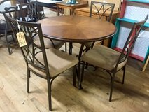 BRAND NEW Table with 4 Chairs in Camp Lejeune, North Carolina