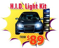 H.I.D LIGHT KIT in Miramar, California