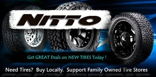 NEED TIRE ? WE FINANCE in Miramar, California