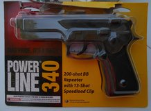 NEW DAISY POWER LINE 340 BB GUN 200-SHOT BB REPEATER WITH 13-SHOT CLIP in Beaufort, South Carolina