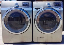 Samsung Frontload Washer and Dryer in Camp Pendleton, California