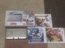 LIMITED EDITION Nintendo 3DS XL Silver W/ 6 Games Included in Camp Pendleton, California