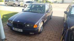 1996 BMW 318i touring in Ansbach, Germany
