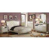 ADELINE SLEEK SILVER GREY BED in Fort Irwin, California