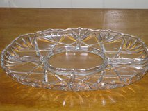 """large relish tray 15 x 9.5"""" in Glendale Heights, Illinois"""