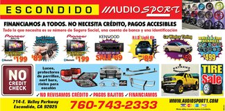 AUDIOSPORT1.COM in Miramar, California