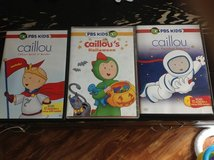 Calliou DVDs in Orland Park, Illinois