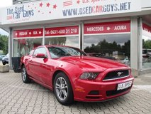 2013 Ford Mustang V6 in Spangdahlem, Germany