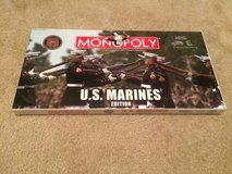 New in Box 2005 US Marine Corps Monopoly in 29 Palms, California